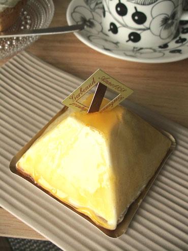 GERBEAUD ジェルボー ケーキ