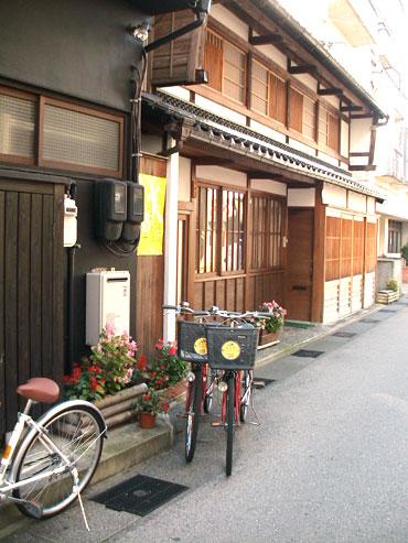 金沢 竪町