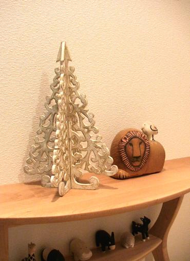 クリスマスの飾りつけ 2009