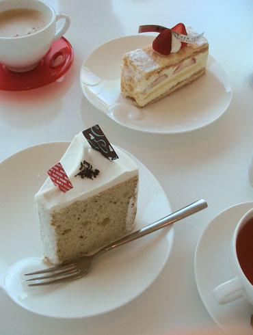 21世紀美術館 Fusion Cafe